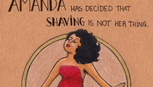 Your Body and Identity: Illustrations by Carol Rossetti