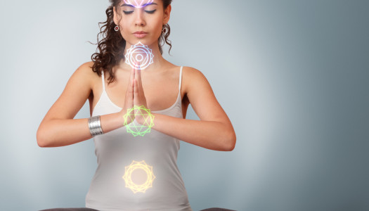 How to Balance Your Charkas with Crystals
