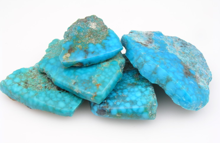 Turquoise – This crystals facilitates communication and enhances psychic ability while keeping you calm and grounded. It is a favourite of many Tarot readers who have to translate the language of symbols into something that will make sense to the client. Physically, it is said to help with any throat and upper respiratory problems.