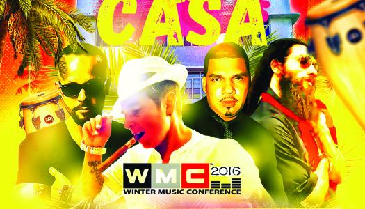 TUMBA La CASA + SOMA SESSIONS at WMC (3.24.16)