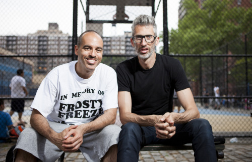 Bobbito and Stretch Armstrong