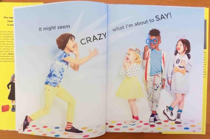 Pharrell Williams Happy Book