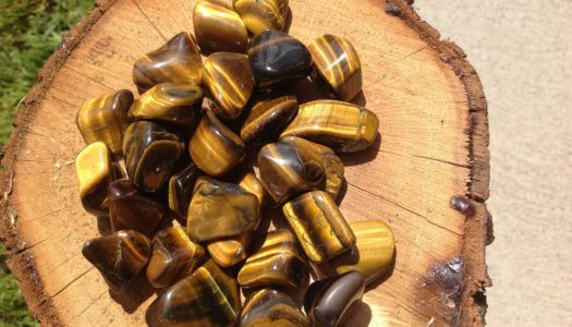 Tiger's Eye: The All-Seeing All-Knowing Eye Stone