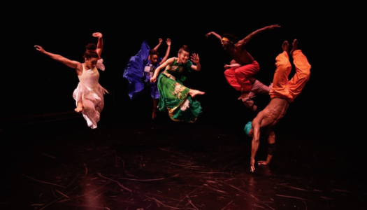Peggy Choy Dance in association with Kumble Theater presents: Flight