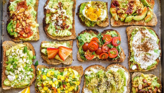 Simple Ways to Fancy Up Your Avocado Toast