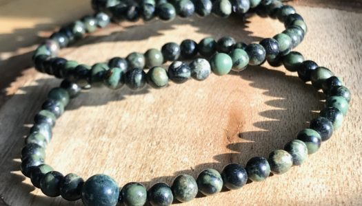 Iolite: Vision and Journeying Inward – Bracelet