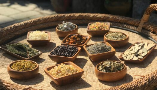 Soulful Space Cleansing Herbal and Resin Mini-Market