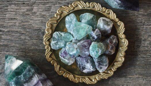 Rainbow Flourite: The Stone of Manifestation