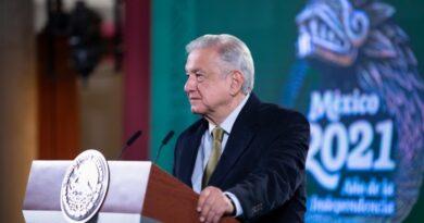 Presidente lamenta fallecimiento de exgobernador de Tabasco, Enrique González Pedrero