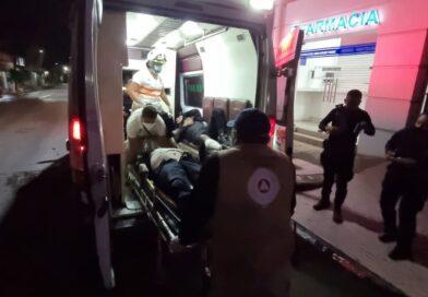 Elementos de la SSyPC repelen agresión con arma de fuego en Puerto Madero