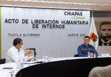 Mesa de Reconciliación en Chiapas, exitoso esfuerzo de los tres Poderes del Estado