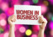 Performance Coaching for women in business