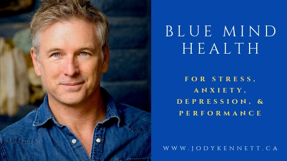Blue Mind Health healing benefits for stress, depression, anxiety, and performance