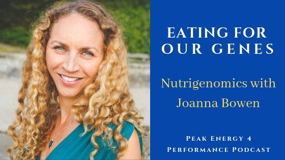 Personalized Nutrition for our Genes with Nutrigenomics