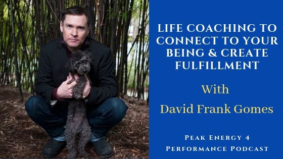life coaching to connect to your being and create fulfillment