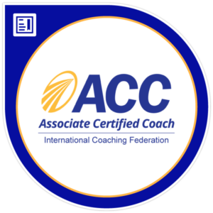 ICF Certified ACC Leadership and Life Coach