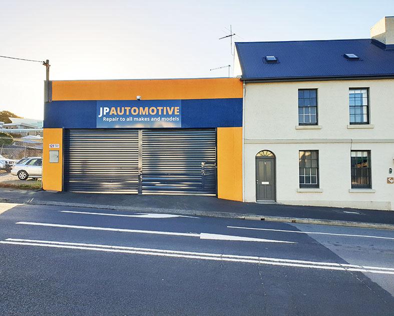 JP Automotive street view