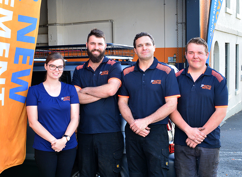 Photo of our staff