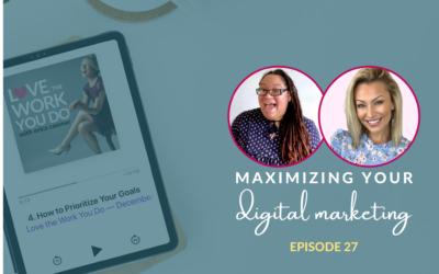 Maximize Your Digital Marketing