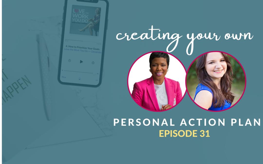 Create Your Personal Accomplishment Plan