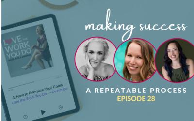 Making Success a Repeatable Process