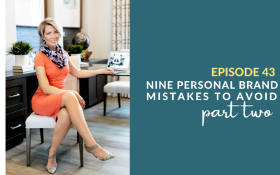 Nine Branding Mistakes to Avoid (Part 2) – Love the Work You Do – Episode 43