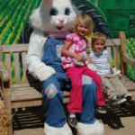 Easter Bunny Underwood Farms