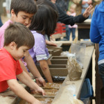 Panning For Gold Underwood Farms