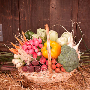 Country Garden Basket Delivered