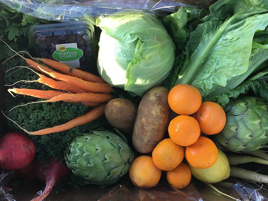 Underwoods Healthy Harvest Box