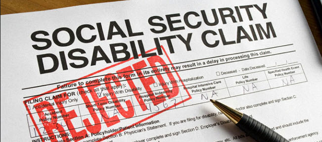 social security disability claim in Australia