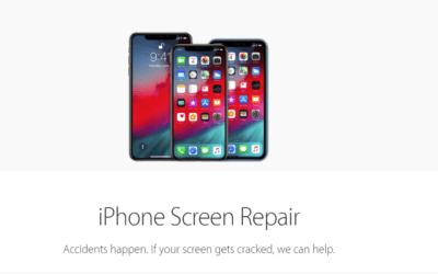 Same Day iPhone Screen Repairs at LRC!