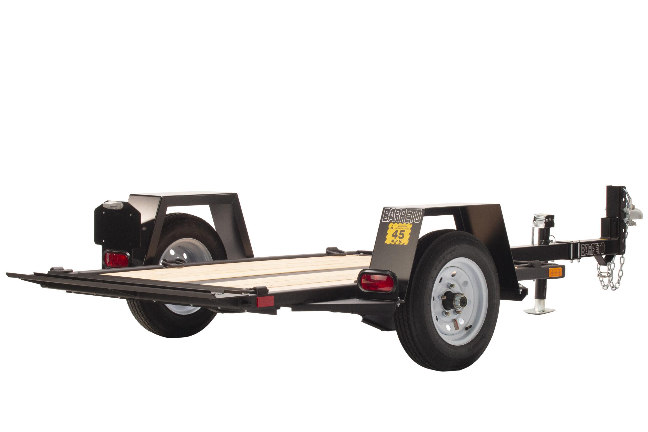 4x6TBT Utility trailer69