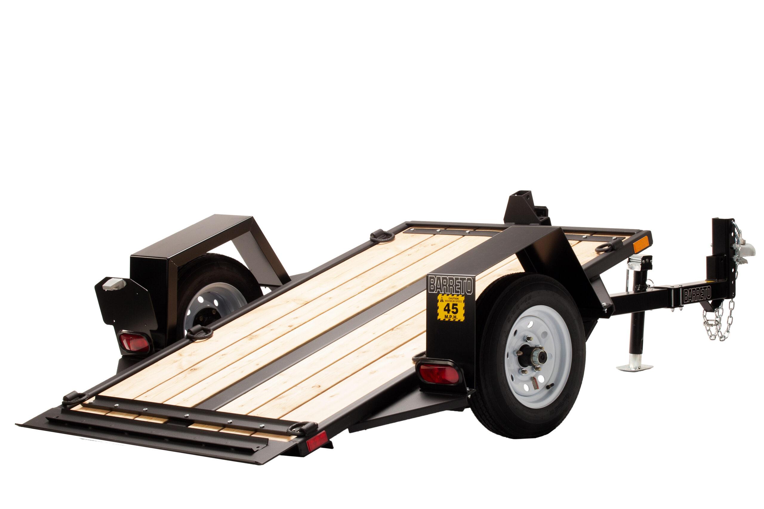 4x6TBT Utility trailer70