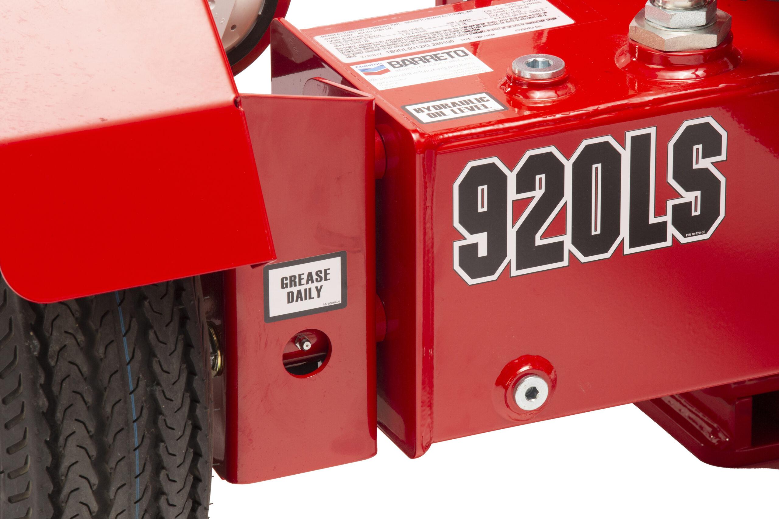 920LS Log Splitter10