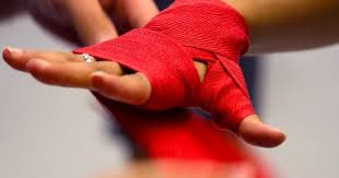 HAND WRAPPING TUTORIAL