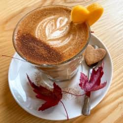 a latte from oh-el-la cafe