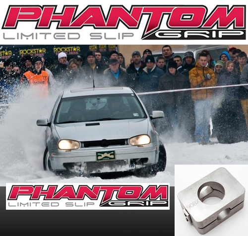 VW using Phantom Grip