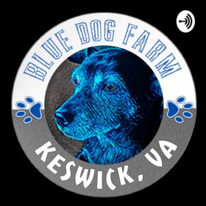 Blue DogGone It - the Blue Dog Farm Podcast