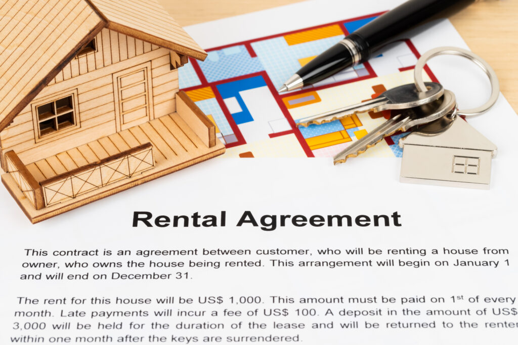 Landlord & Tenant Law - Cameron Baker Law Firm | Leases and
