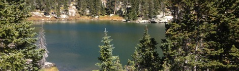 Altitude Lake CO