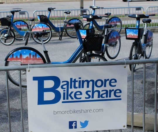 Baltimore Bike Share