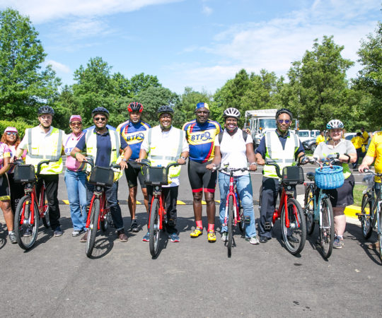 Prince George's County Capital Bikeshare and Bike Lane Launch