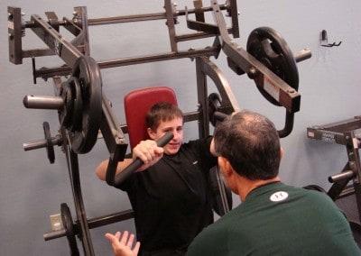 Exercise Trainer-Fitness Program3
