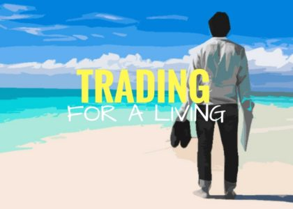 Trading for a living: