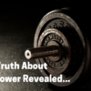 The Truth About Willpower Revealed