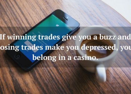 40 Solid Tweets For Traders. Number 39 Will Make You Think
