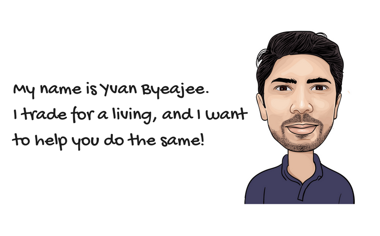 yvan byeajee, trading composure, disciplined trader, trade mindfully, trading for a living, trading psychology, investment psychology