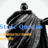 30 Stoic Quotes That Will Immediately Change Your Perspective