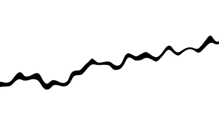 Winning trader Equity curve